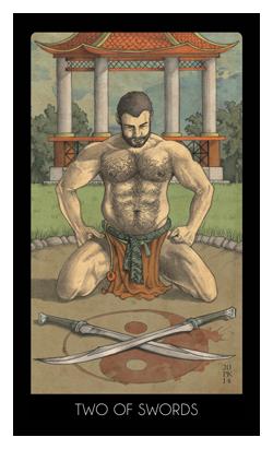 78 Tarot carte 9