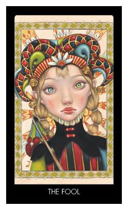 78 Tarot carte 6