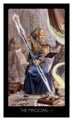 78 Tarot carte 7