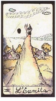 Tarot Abracadabra carte 4
