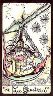 Tarot Abracadabra carte 9