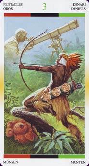 Tarot Afro-américain carte 5