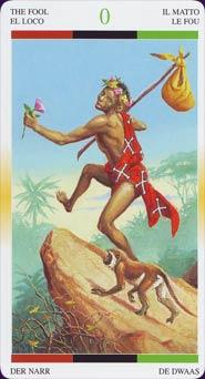Tarot Afro-américain carte 1