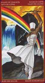 Tarot Afro-brésilien carte 1