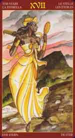 Tarot Afro-brésilien carte 5