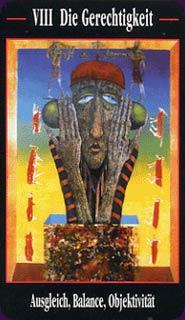 Tarot Akron carte 8