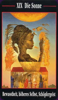 Tarot Akron carte 9
