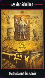Tarot Akron carte 1