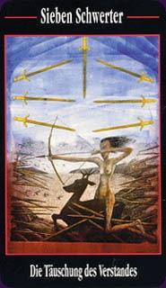 Tarot Akron carte 2