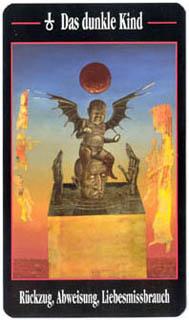 Tarot Akron carte 3