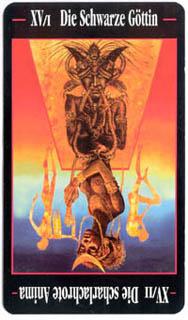 Tarot Akron carte 4