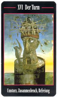 Tarot Akron carte 5