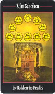 Tarot Akron carte 6