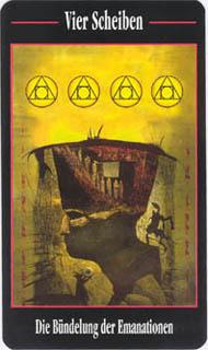 Tarot Akron carte 7