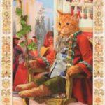 Tarot baroque des chats bohémiens