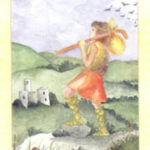Tarot celtique Justin De Burgh