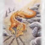 Tarot dragon celtique