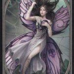 tarot gothique d'Anne Stokes