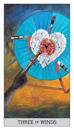 Tarot Japaridze carte 2