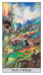 Tarot Japaridze carte 3