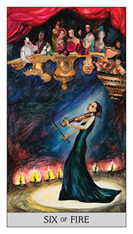 Tarot Japaridze carte 6