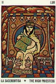 Tarot mythique Basque carte 2