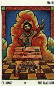 Tarot mythique Basque carte 5