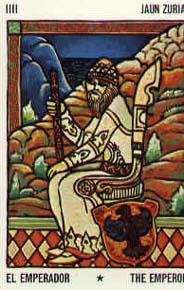 Tarot mythique Basque carte 6