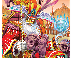 78 Tarot Carnival