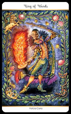 78 Tarot Carnival carte 4