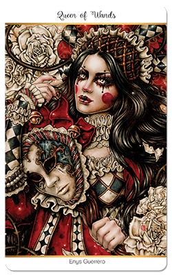 78 Tarot Carnival carte 5