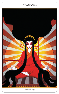78 Tarot Carnival carte 6