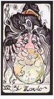 Tarot Abracadabra carte 1