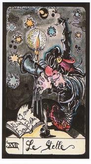 Tarot Abracadabra carte 2
