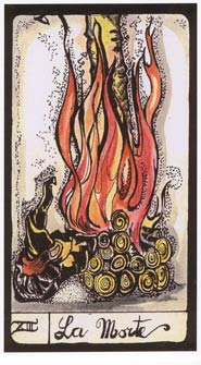 Tarot Abracadabra carte 3