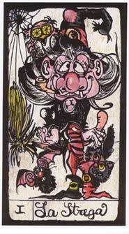 Tarot Abracadabra carte 6