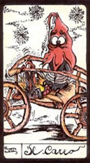Tarot Abracadabra carte 8