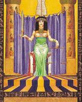 Ancien tarot égyptien