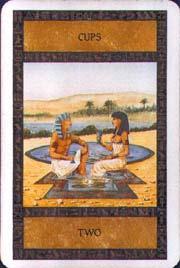 tarot ancien égyptien 1