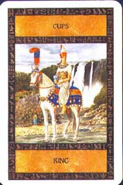 tarot ancien égyptien 8